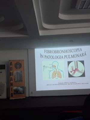 Fibrobronhoscopia in patologia pulmonara - as.med. Georgeta Boiciuc